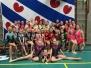 Afgelopen zaterdag organiseerde WSBF de Open Friese Kampioenschappen in Surhuisterveen. Van Turn & Gymsport Dokkum deden maar liefst 17 teams mee aan deze wedstrijd.