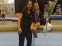 Janne Arjaans twee maal brons op het NK turnen!