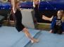 Op zaterdag 17 maart was de open talenten les van Turn- en Gymsport Dokkum.