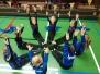 Op zaterdag 27 januari werd in Damwoude de eerste plaatsingswedstrijd georganiseerd voor de jongste turnsters.Namens Turn- en Gymsport Dokkum deden veel pré-instappers en instappers mee.